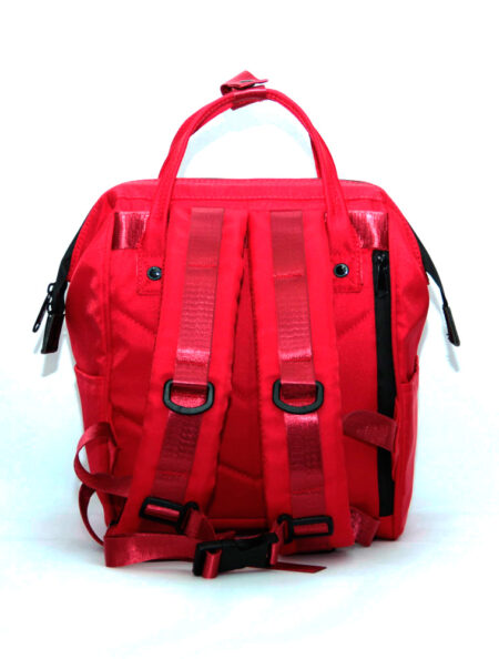 Сумка-рюкзак ANELLO, 1104 Красный
