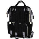 Рюкзак для мамочек с подзарядкой через USB-интерфейс