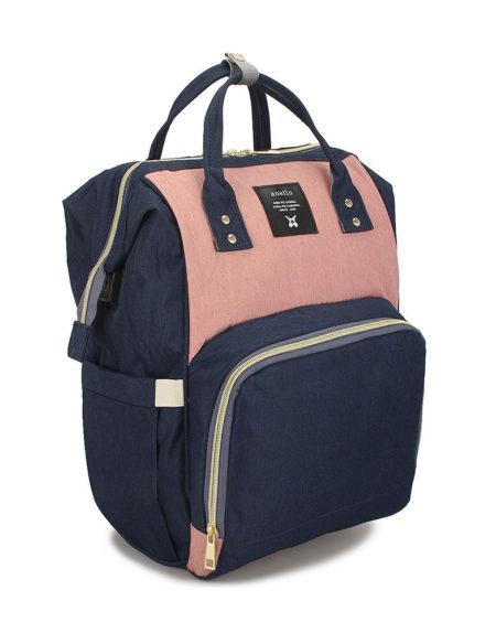 Рюкзак для мам с USB-портом для зарядки В-001
