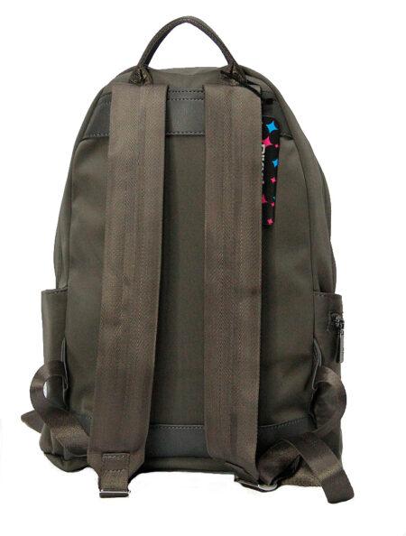 рюкзак женский 0085 серый