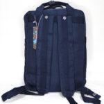 Сумка-рюкзак В-02, Синий