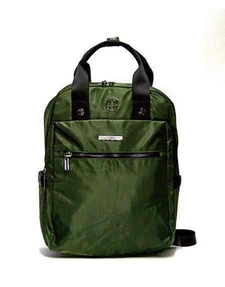 Рюкзак- сумка Hadgard зеленый 4149