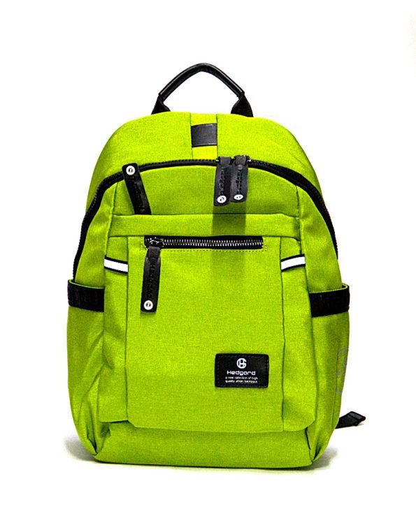 Рюкзак женский Hedgard зеленый 4154