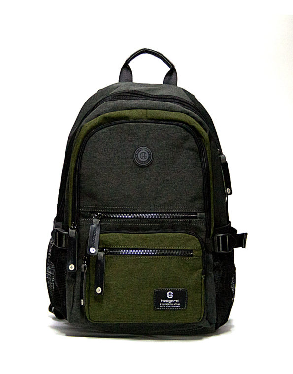 Рюкзак Hedgard зеленый 4157