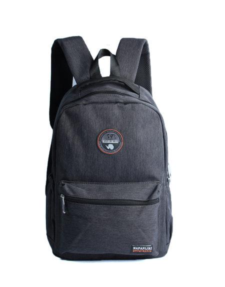 рюкзак школьный 8616 серый