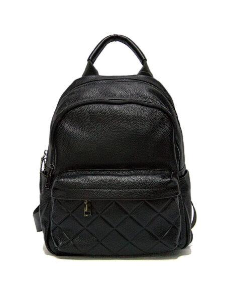 Кожаный рюкзак 6357