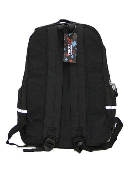 Рюкзак зайка Nikki, 037. черный