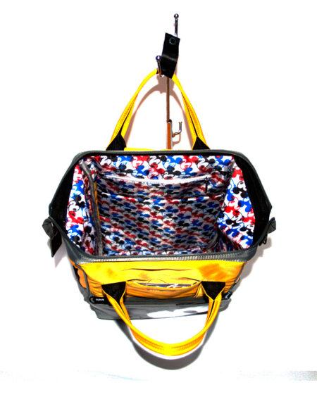 Молодежная сумка-рюкзак «Микки»