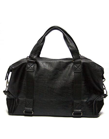 Дорожная сумка из экокожи — 140