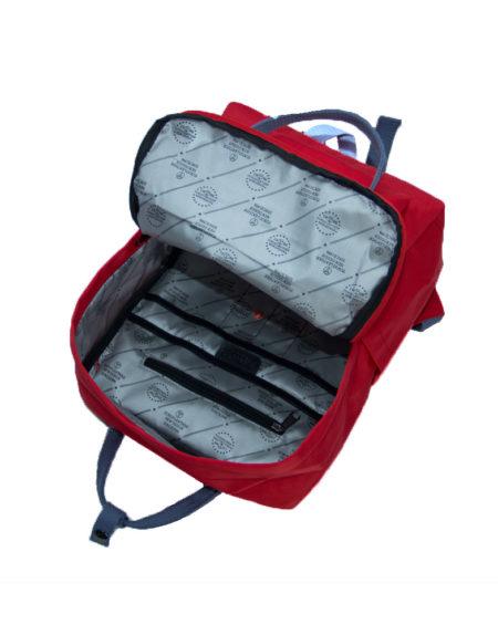 Сумка-рюкзак POY 1855 красный