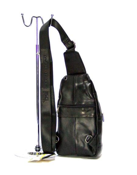 мужская сумка через плечо 1662 нат. кожа