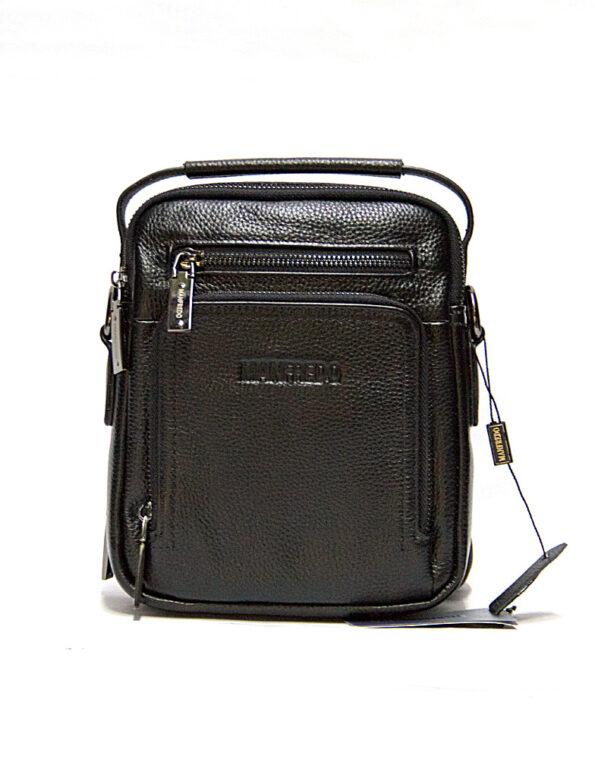 Мужская сумка через плечо из натуральной кожи 9919-1