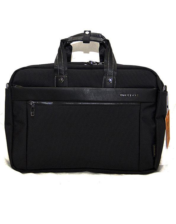Мужская сумка под ноутбук и документы Hedgard- 1004 bl