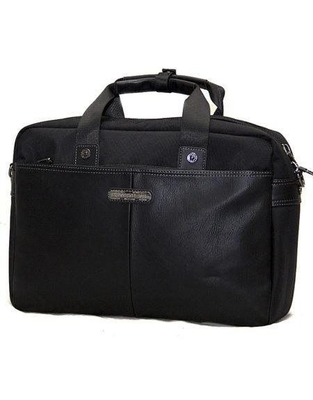 Мужская сумка для документов и под ноутбук Hedgard 4151