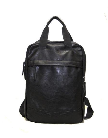 Сумка-рюкзак эко-кожа 0992, Черный