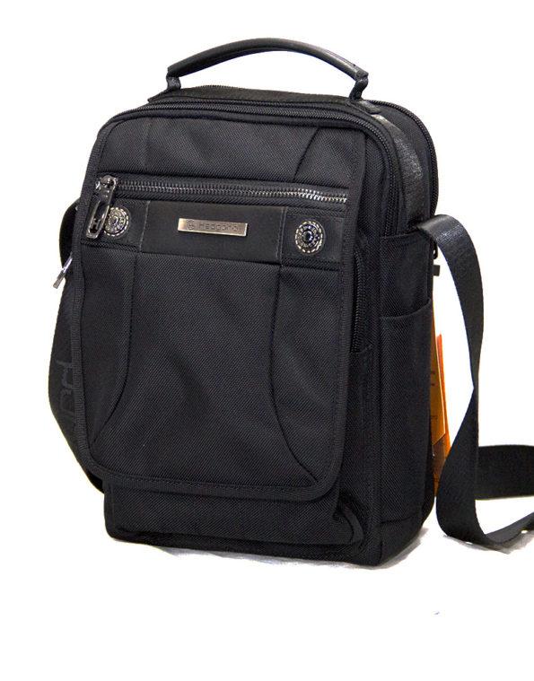 Мужская сумка из текстиля Hedgard 4143