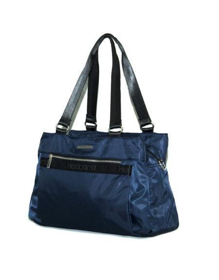 Женская сумка из текстиля Hedgard 4147 blue