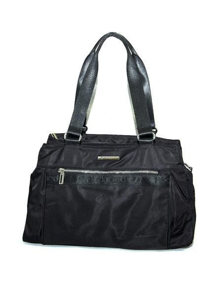 Женская сумка из текстиля Hedgard 4147 black