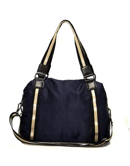 Женская сумка из текстиля 2023 blue