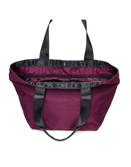 Текстильная сумка-тоут 2036 бежевая