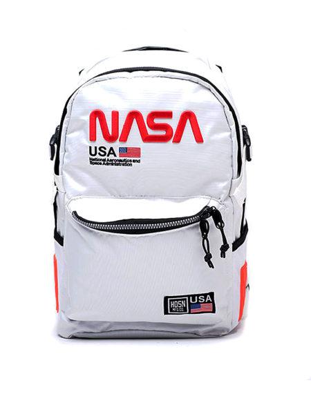 Рюкзак NASA, белый