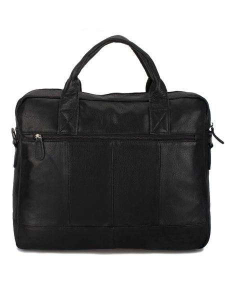 Мужской, деловой портфель из натуральной кожи  ZZNIK  614 XL