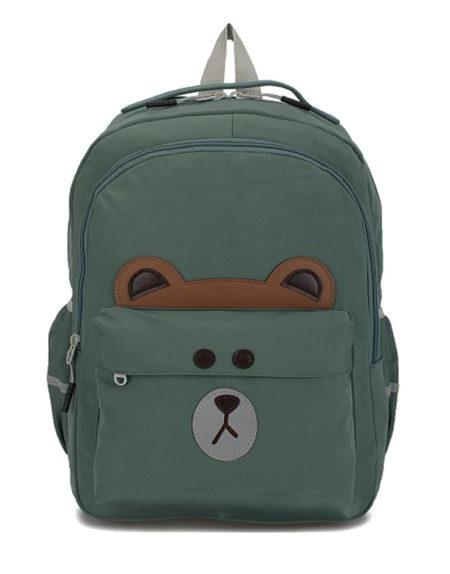Рюкзак медвежонок 040, ментоловый