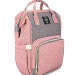 Сумка рюкзак для мамы B-001