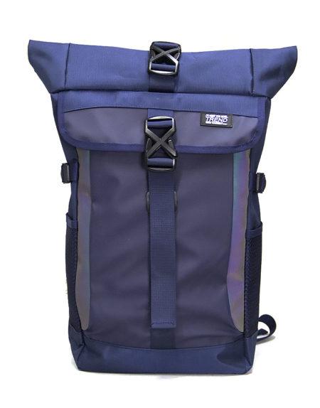 Молодежный рюкзак фирмы JUXIANZI 053 S синий