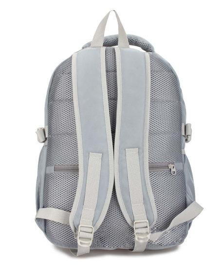 Рюкзак классический, два отдела 072 серый