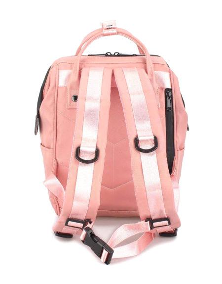 сумка — рюкзак «ANELLO» персиковый 1104