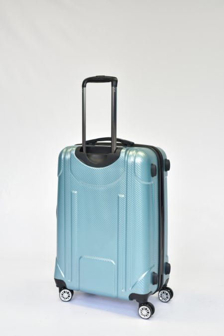 Чемодан AIR KATZ — «S» серия»MADRID»из пластика и поликарбоната