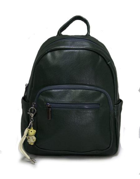 Рюкзак женский эко-кожа 1167, зеленый
