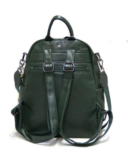 Рюкзак женский эко-кожа 268, Зеленый