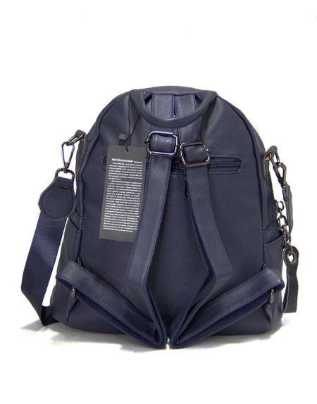 Сумка рюкзак женская эко-кожа 1381
