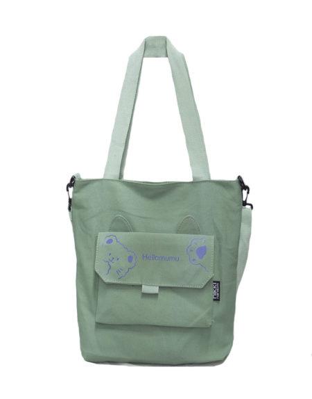 Шопер, сумка текстильная 8197