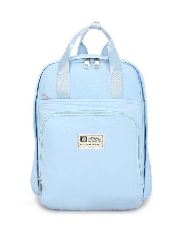 Сумка-рюкзак 8186, ментол