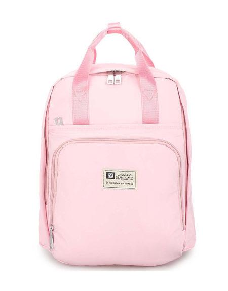 Сумка-рюкзак 8186 пудра