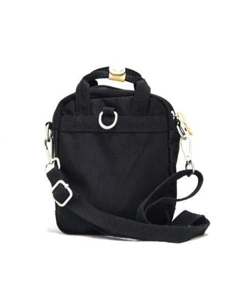 Сумка-рюкзак 1966, мини. черный
