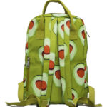 Сумка-рюкзак 8612 Авокадо, светло-зелёный