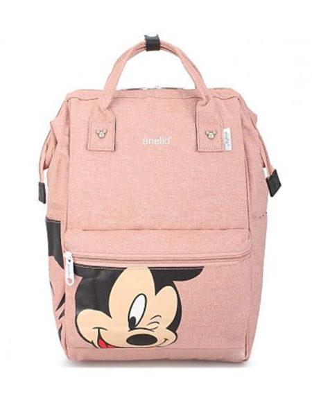 Сумка-рюкзак Mickey, 1109 пудра