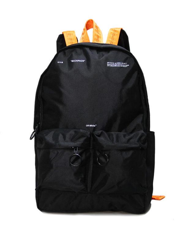 Рюкзак Off — White, 2020 чёрный