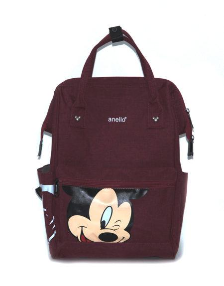 Сумка-рюкзак Mickey 1109, Бордовый