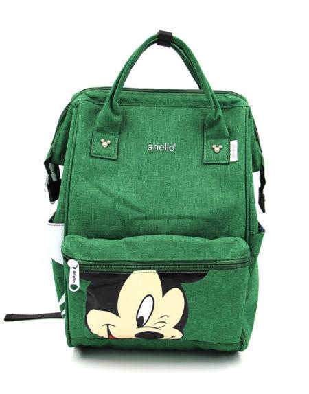 Сумка-рюкзак Mickey 1109, Зелёный