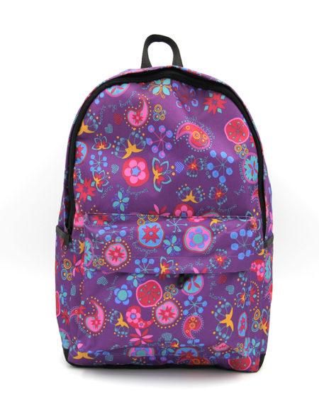Рюкзак цветочки, 01