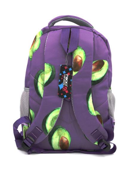 Рюкзак Авокадо 1028, Фиолетовый 1