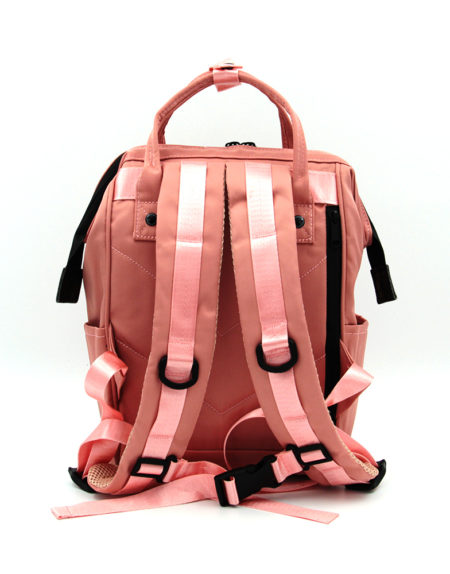 Сумка-рюкзак ANELLO, 1104 пудра-серый