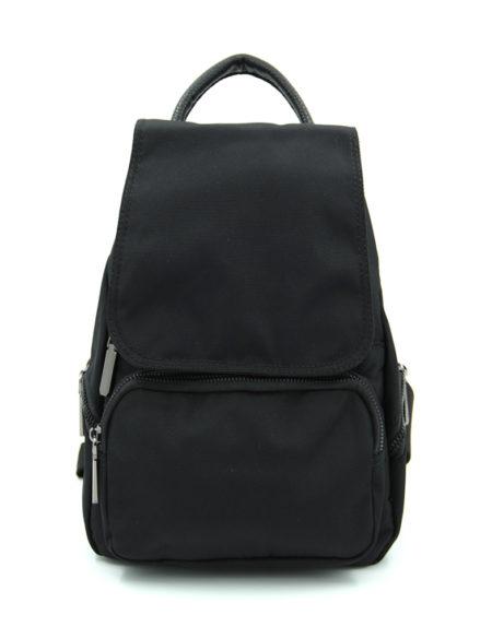Рюкзак текстильный 0703, Чёрный