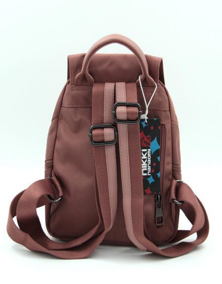 Рюкзак текстильный 0703, Пудра