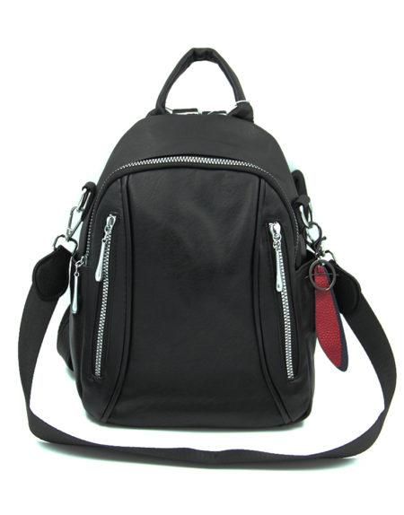 Сумка-рюкзак 090, Черный